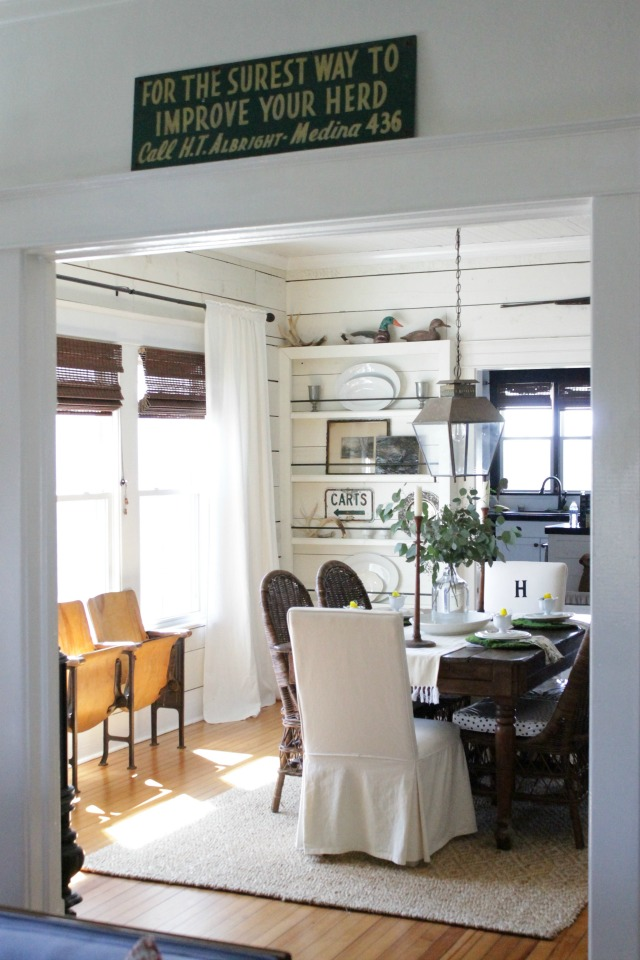 Eclectic Home Tour Circa 1934 kellyelkocom Eclectic