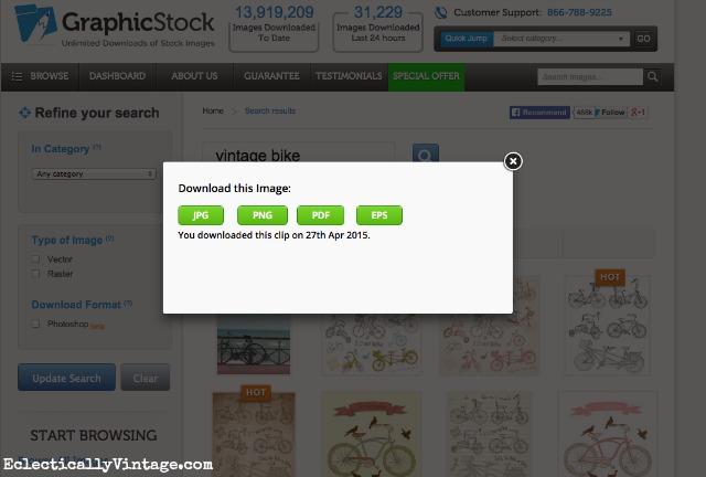 GraphicStock has so many amazing graphics kellyelko.com
