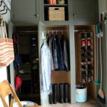 Behind Closed Doors – My Mudroom Gets Organized