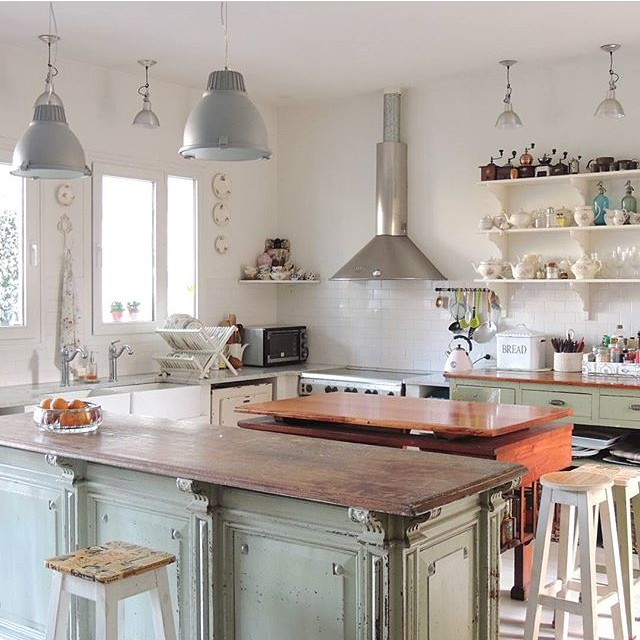 Upper Cabinets Kitchen: Favorite Eclectic Kitchens