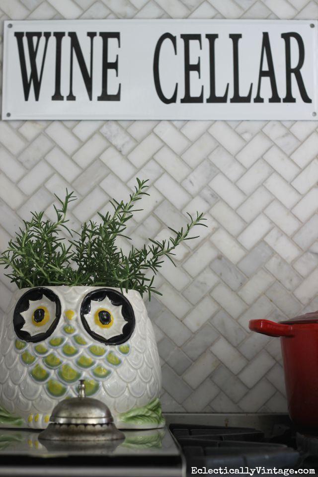 Owl cookie jar planter kellyelko.com