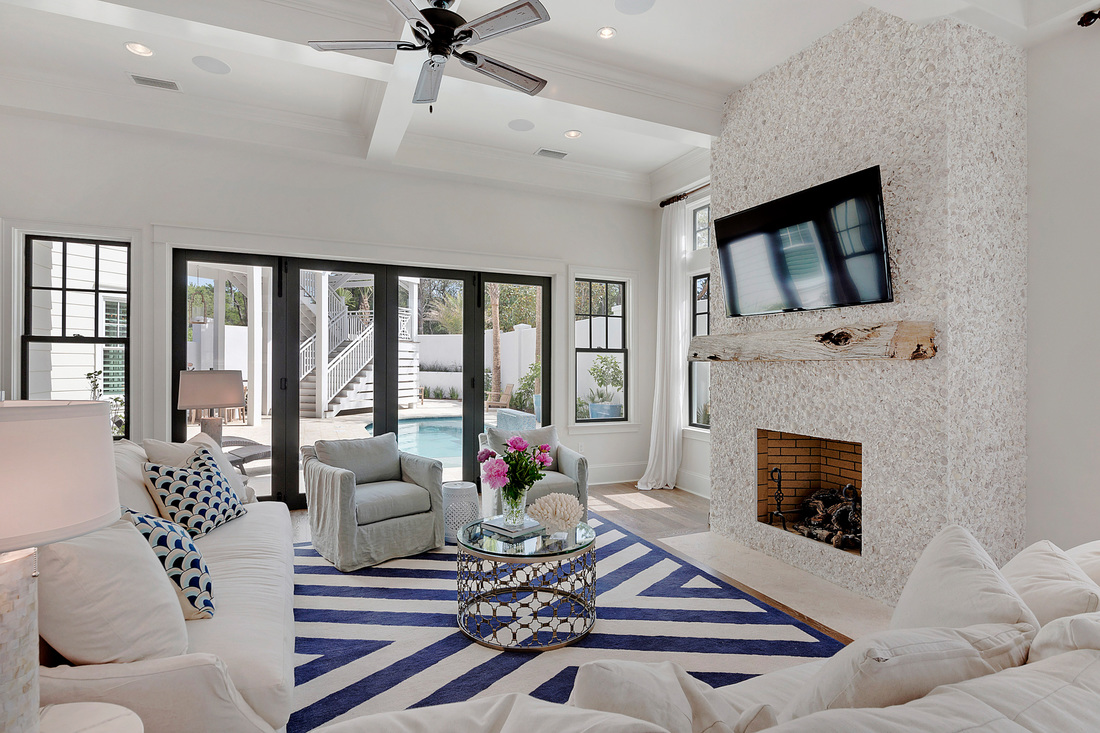 Eclectic Home Tour Old Seagrove Homes
