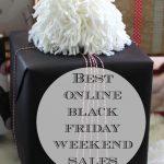 Shop til You Drop – Best Online Black Friday Weekend Sales!