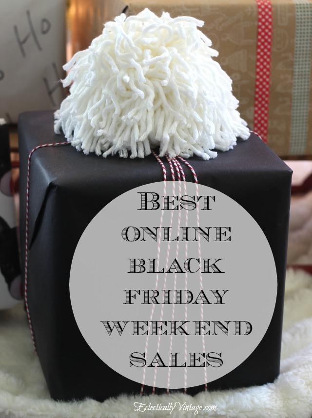 Black friday clothes sales online