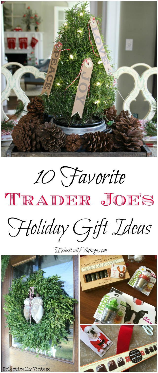 10 favorite trader joes gift ideas