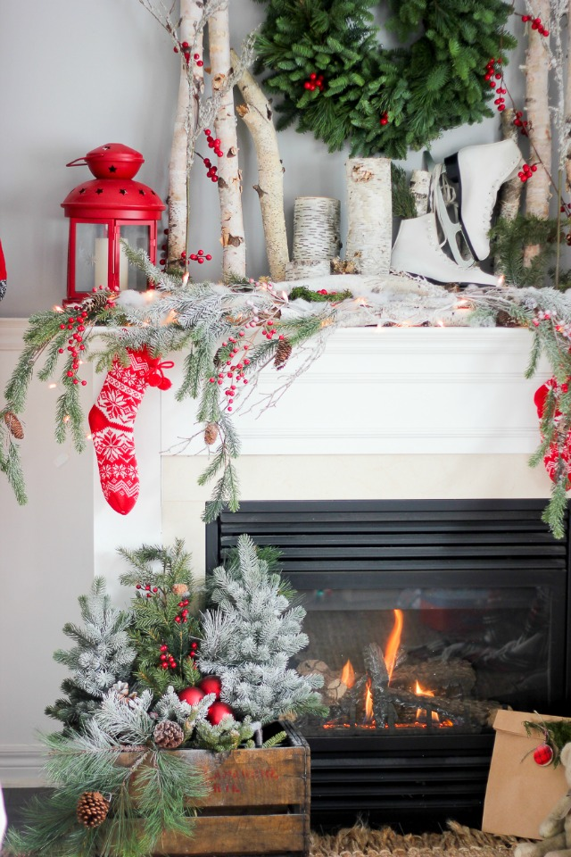 a forrest of embroidery hoops the golden sycamore creative christmas decorating ideas love