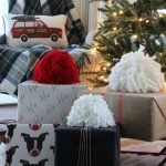 Pretty Packages – DIY Giant Pom Poms & 12 Creative Gift Wrap Ideas!