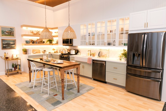 ... Freedom Tower In NYC To Attend The LG Limitless Design Event, Meeting  HGTVu0027s Emily Henderson And David Bromstad, Walking Through Two Beautiful  Kitchens ...