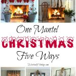 Ghost of Christmas Past – My 5 Christmas Home Tours