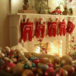 Christmas Night by Light Home Tour