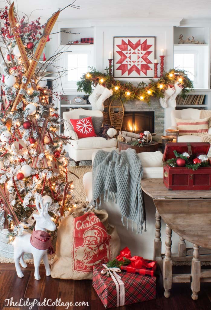 Creative christmas decorating ideas Creative christmas decorations
