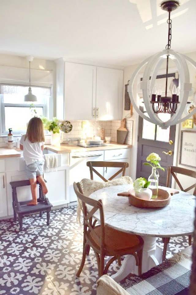 Eclectic Home Tour Nesting With Grace