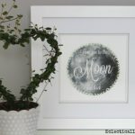 Love You to the Moon and Back – Free Printable