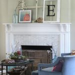 My Spring Mantels Through the Years