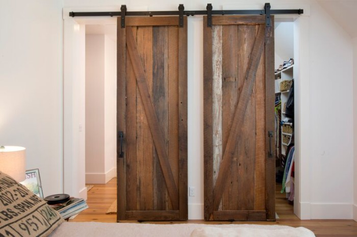 Sliding barn wood doors kellyelko.com