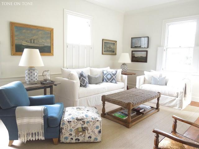 Coastal family room kellyelko.com