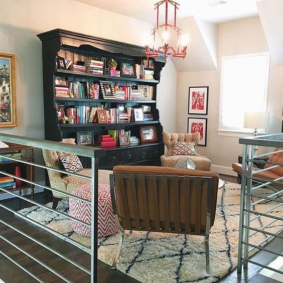 Modern seating area kellyelko.com
