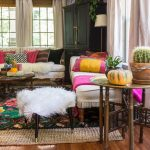 Eclectically Fall Home Tours Day 3