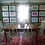 Dining Room Plans and a Look Back in Time