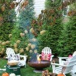 My Cozy Fall Backyard Reveal