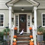 My Halloween Porch