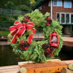 Christmas Wreaths for a Cause