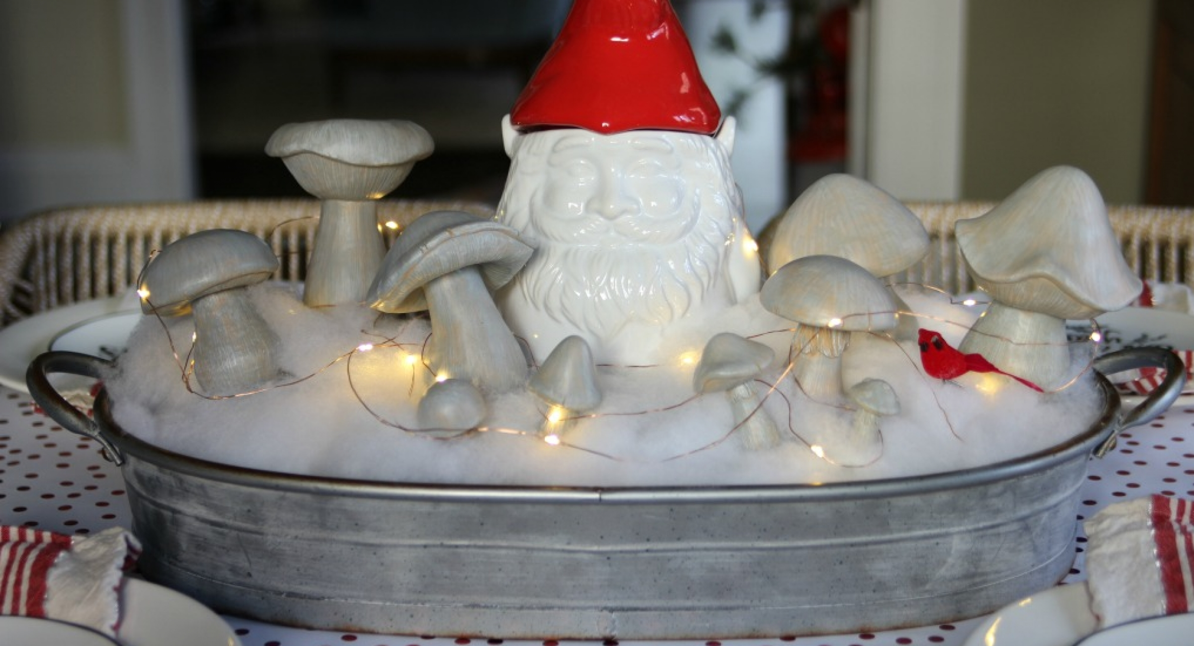 gnome-christmas-centerpiece-mushrooms
