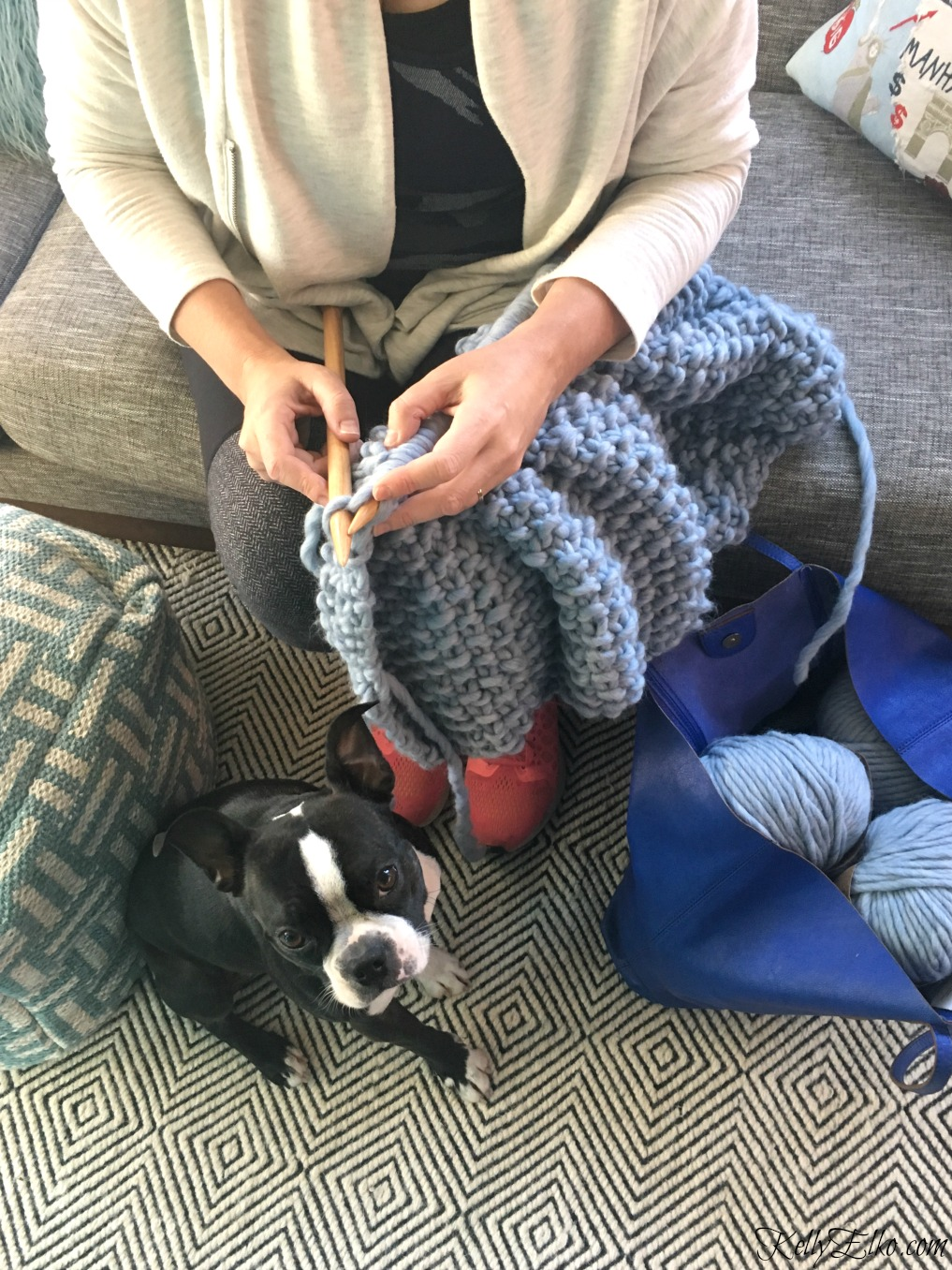 We are Knitters reviews - learn how to knit the easy way! kellyelko.com