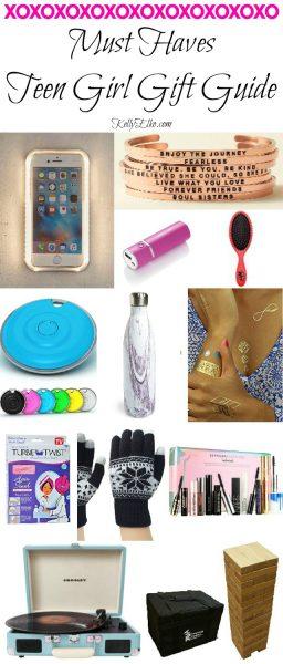 Gift ideas for teenage girl best friend