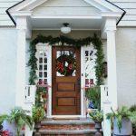 My Vintage Christmas Porch