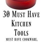 My Must Have Kitchen Essentials