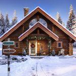 Eclectic Home Tour – Santa's House