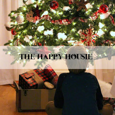 The Happy Housie Christmas House by Night Tour