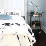 Glam Bedroom Makeover