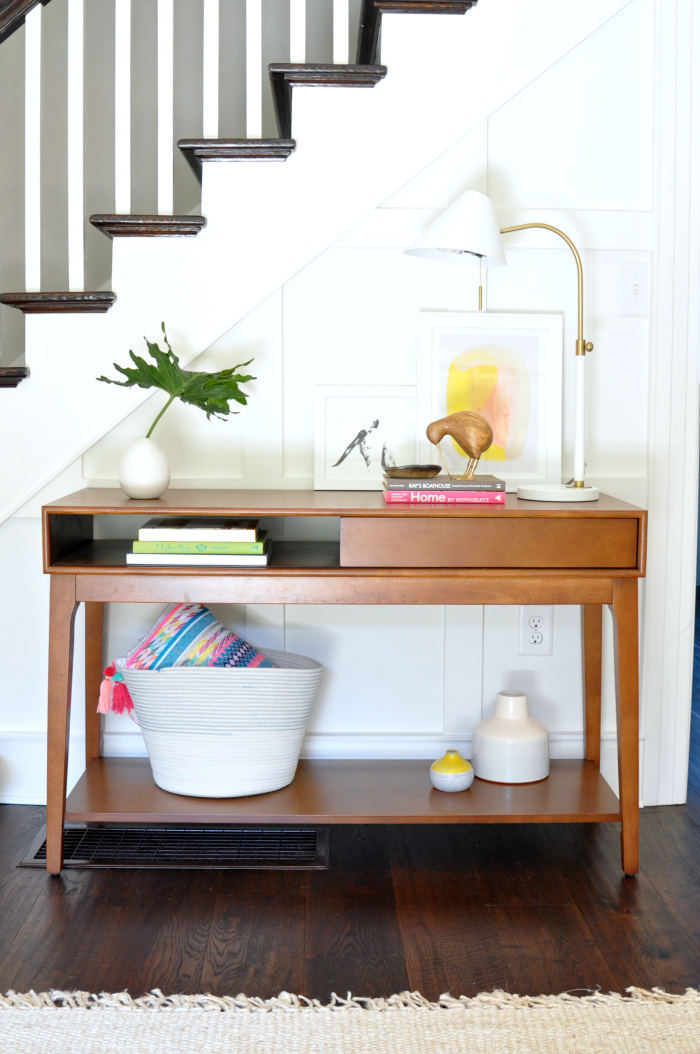 Love this entry table kellyelko.com