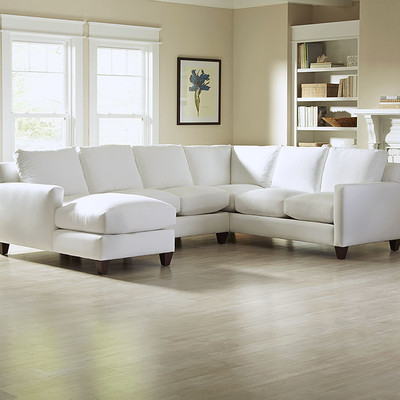 White sectional sofa kellyelko.com