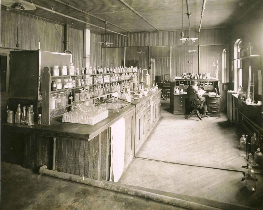 John Dorrance's Lab - Campbell Soup Company