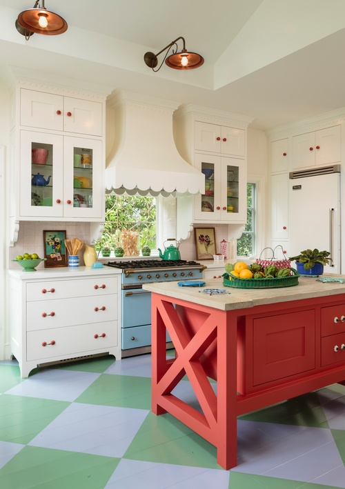 Eclectic Home Tour - Alison Kandler Beach Cottage