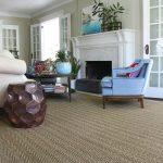 Living Room Solution – Custom Cut Rug