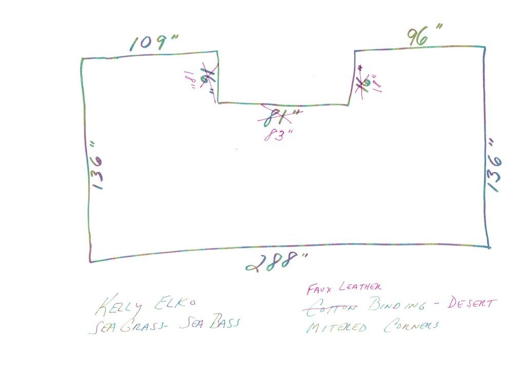 Custom rug dimensions kellyelko.com