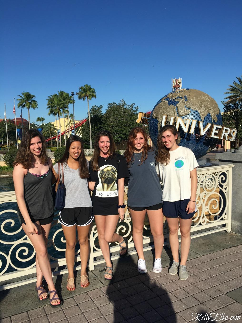 Universal Studios Orlando Florida - fun girls getaway kellyelko.com