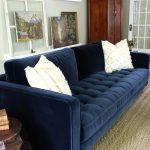 Blue is a Neutral – New Blue Sofa
