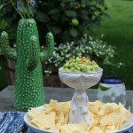 Homemade Guacamole with a Twist
