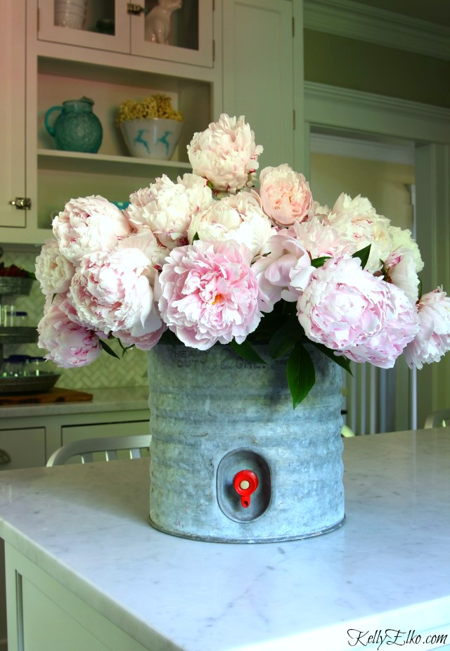 Affordable everyday luxuries include fresh flowers - see more ways to treat yourself without breaking the bank kellyelko.com