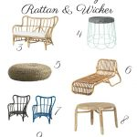 Eclectic Style – Best of Ikea Rattan