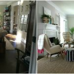 Living Room Before & After!