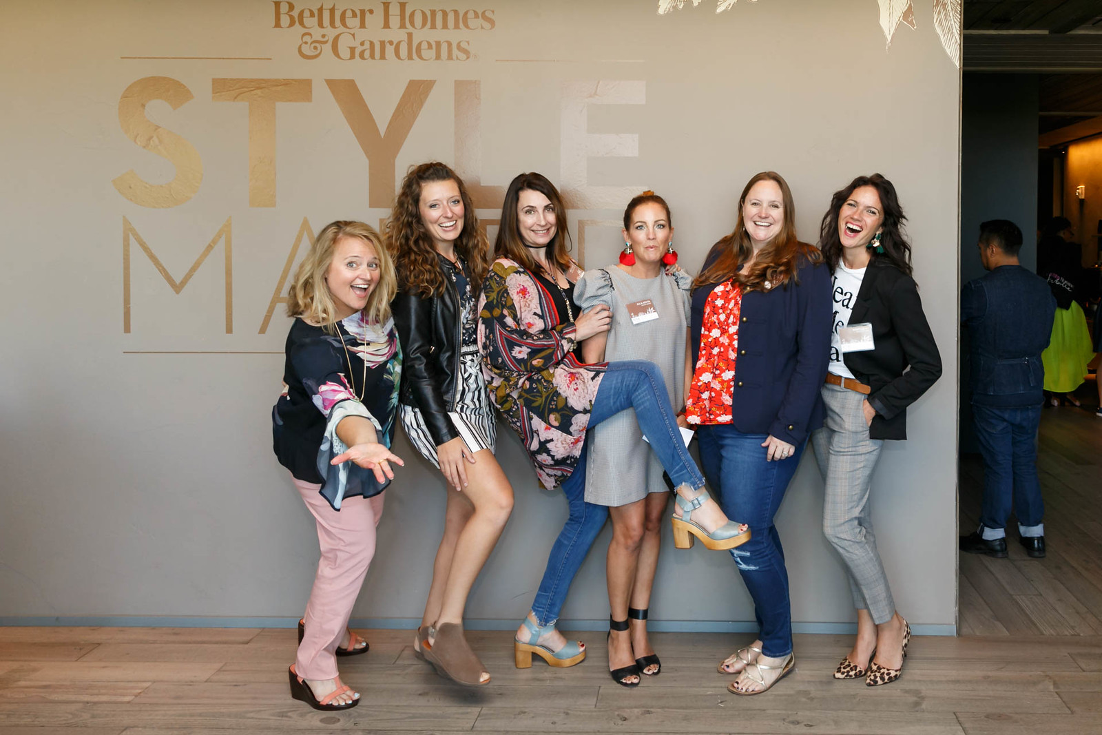 Bloggers gone wild at BHG Stylemaker event kellyelko.com