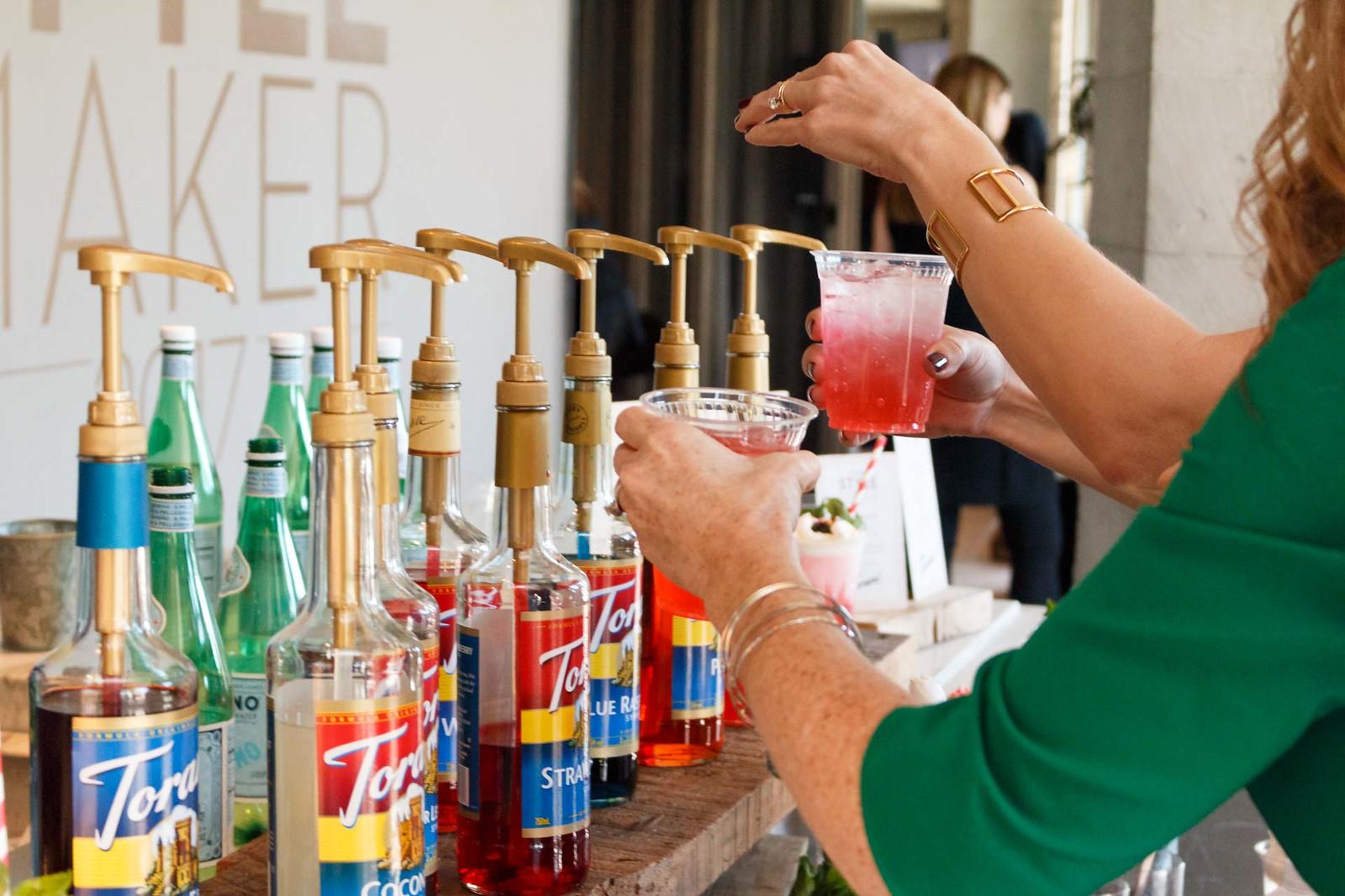 Torani soda bar kellyelko.com