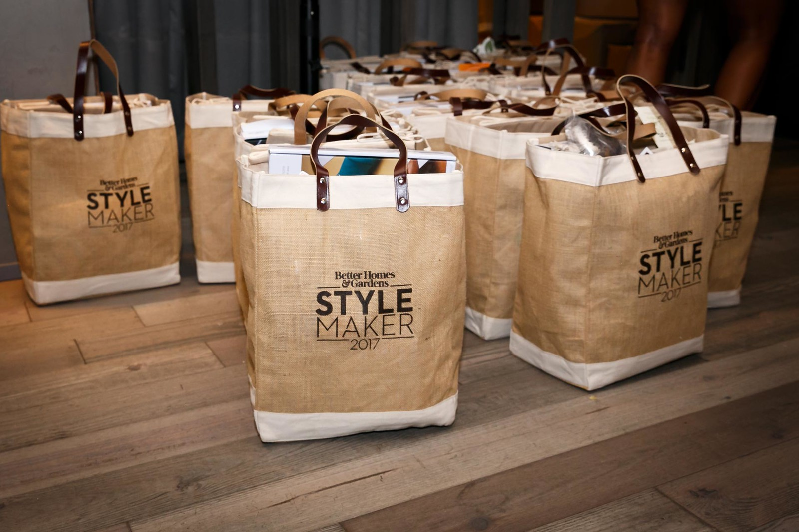 Better Homes and Gardens Stylemaker swag bags kellyelko.com