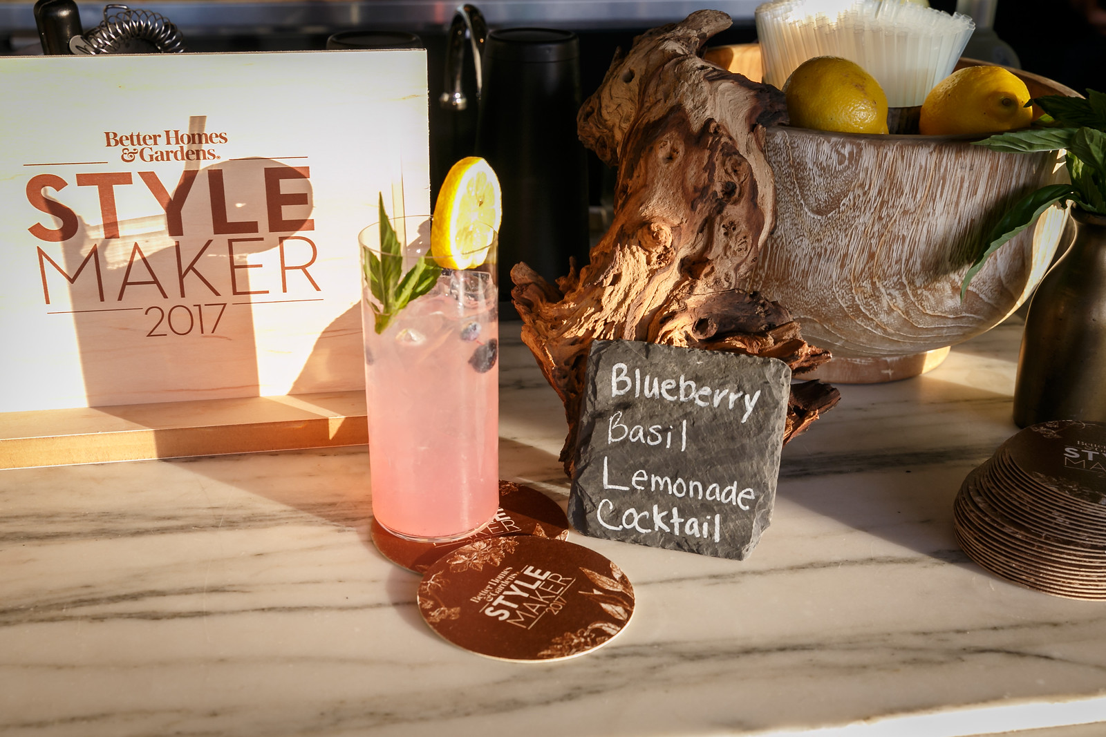 BHG Stylemaker cocktails kellyelko.com
